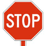 stop sign analysis